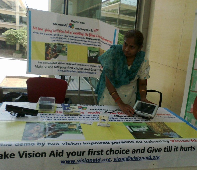 About Us - Vision Aid India